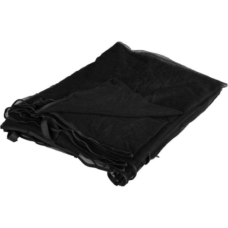 Moskytiéra pro zahradní stan INSTENT 3 x 3 m – černá