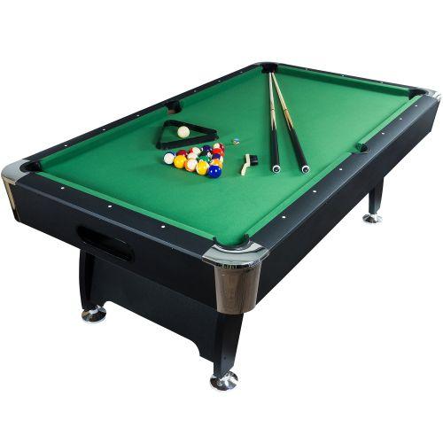 Kulečníkový stůl pool billiard kulečník 7 ft - s vybavením