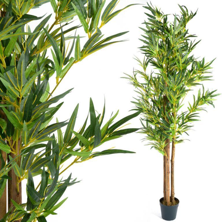 Umělý strom - bambus 160 cm