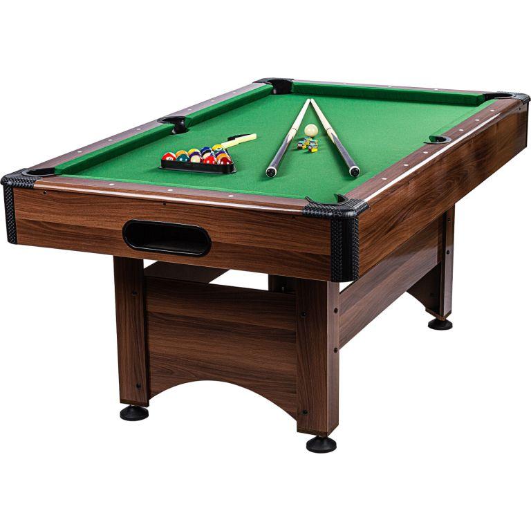 GamesPlanet Kulečníkový stůl 6 ft Trendline s vybavením