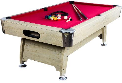 Kulečníkový stůl pool billiard kulečník 8 ft – s vybavením