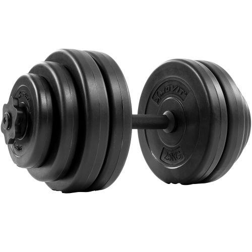 MOVIT 2 jednoruční činky s kotouči 30 kg