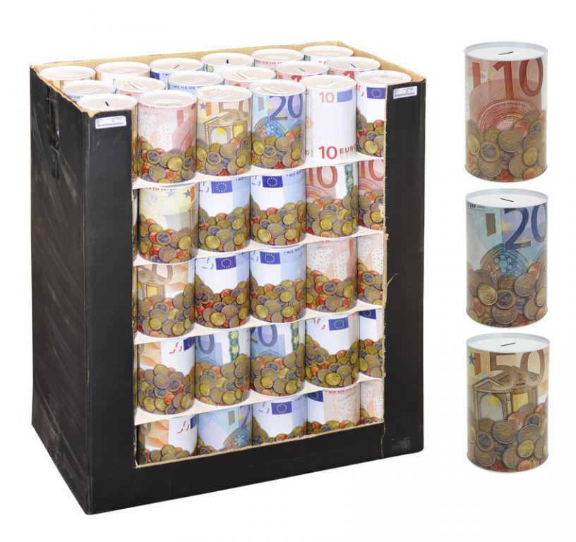 Pokladnička Eurodesign - 3 motivy