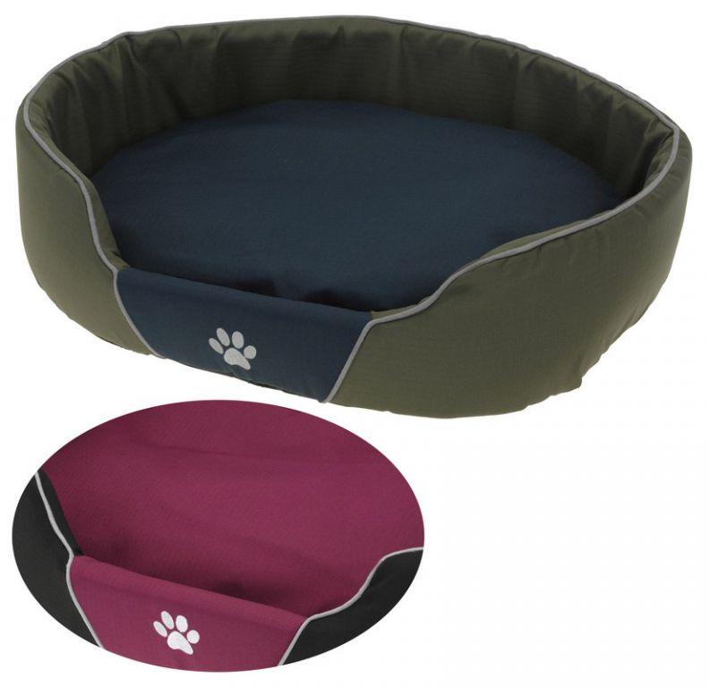 Praktický a příjemný pelíšek pro psy nebo kočky 60 x 45 x 16 cm
