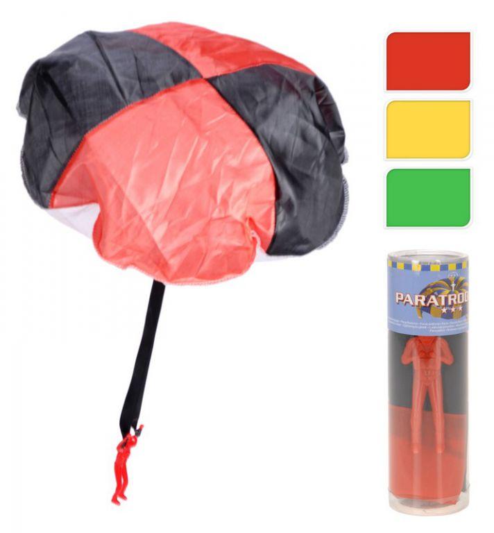 Vyhazovací parašutista - 2 barvy