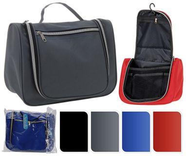 Velká praktická kosmetická taška s přihrádkami