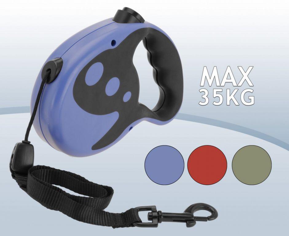 Vodítko pro psy - pro střední plemena - 3 barvy