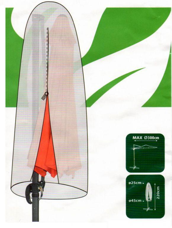 Ochranný obal na slunečník (max. do 3 m)