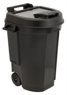 Velká robustní popelnice 110 l