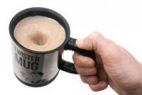Samomíchající se hrnek Twister Mug