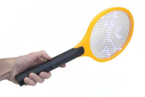 Elektrická plácačka na hmyz Swatter