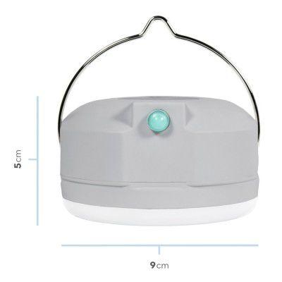 LED kempinková lampa s integrovanou napájecí bankou 2000 mAh