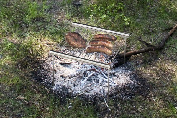 Mini BBQ kapesní gril