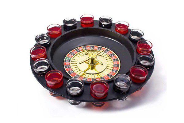 Společenská hra – ruleta