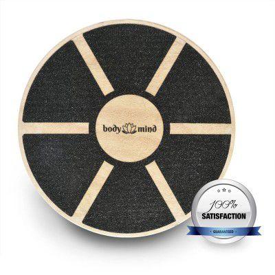 Balanční deska Deluxe - dřevěná