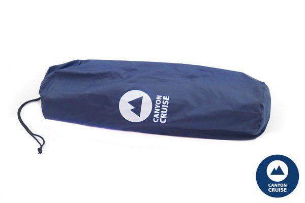 Samonafukovací izolační podložka 3 cm - modrá