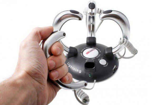 Mini bicí pro prsty