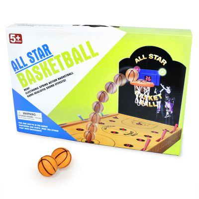 Stolní mini basketbal s LCD displejem