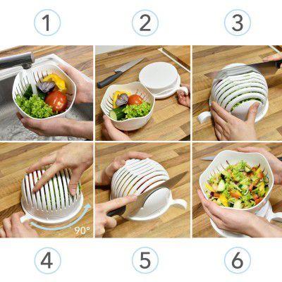 Magický salát maker (kráječ zeleniny)