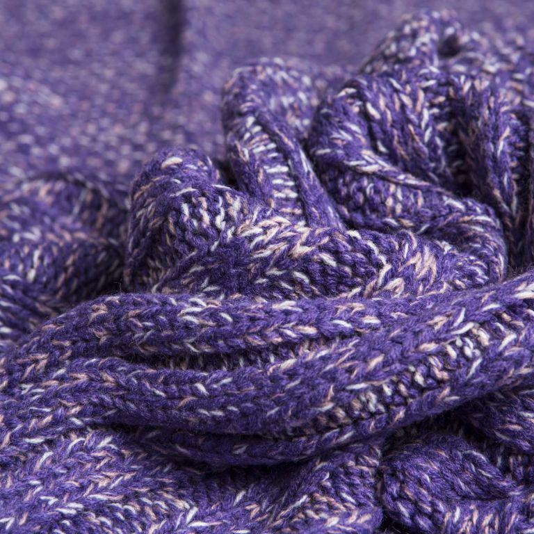 Deka ocas mořské panny - fialová