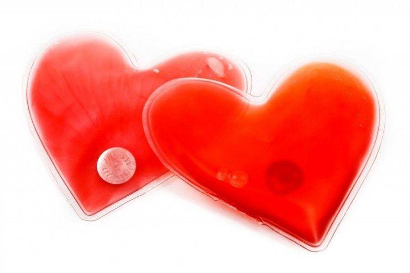Sada ohřívač rukou i těla - srdce 2 kusy