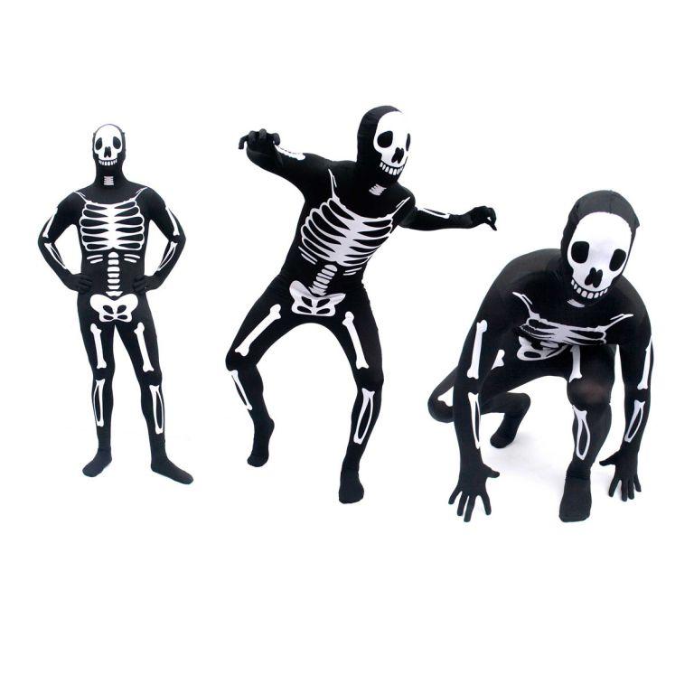 Karnevalový kostým KOSTRA halloween - velikost L