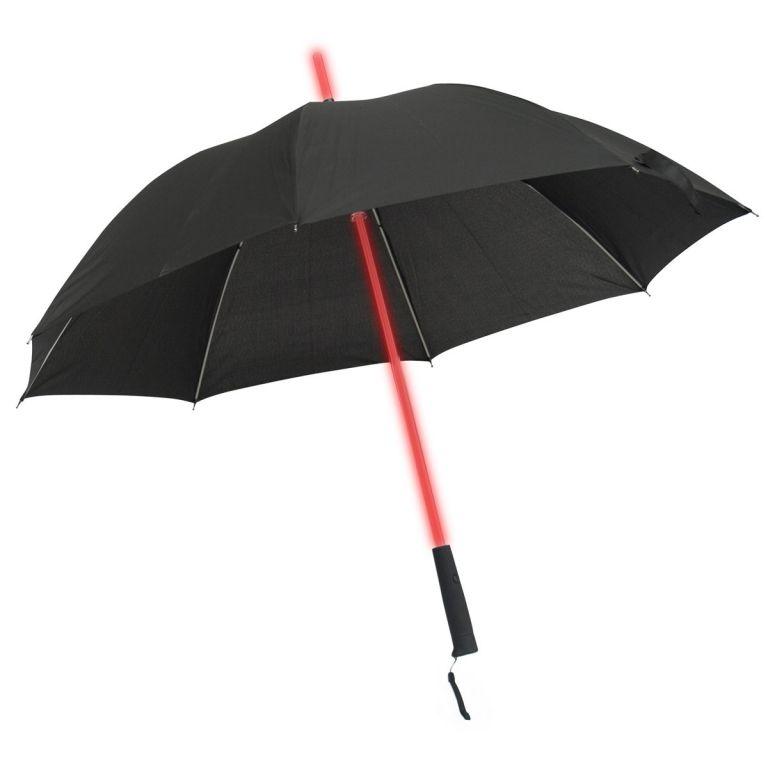 LED světelný deštník, průměr 100 cm