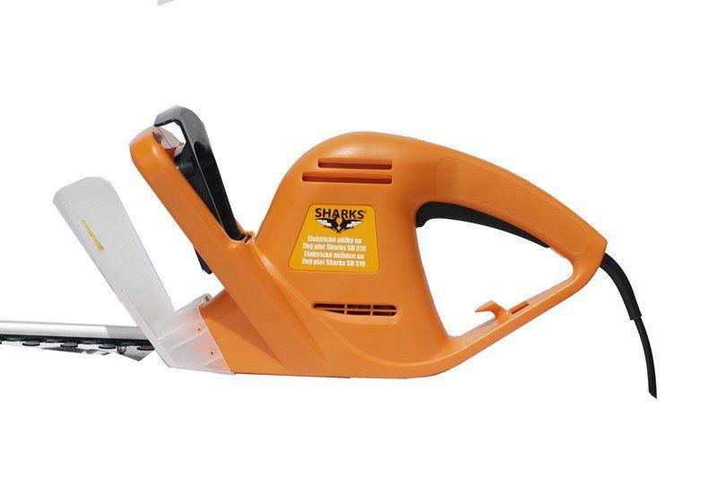 Elektrické nůžky na živý plot Sharks SH 510