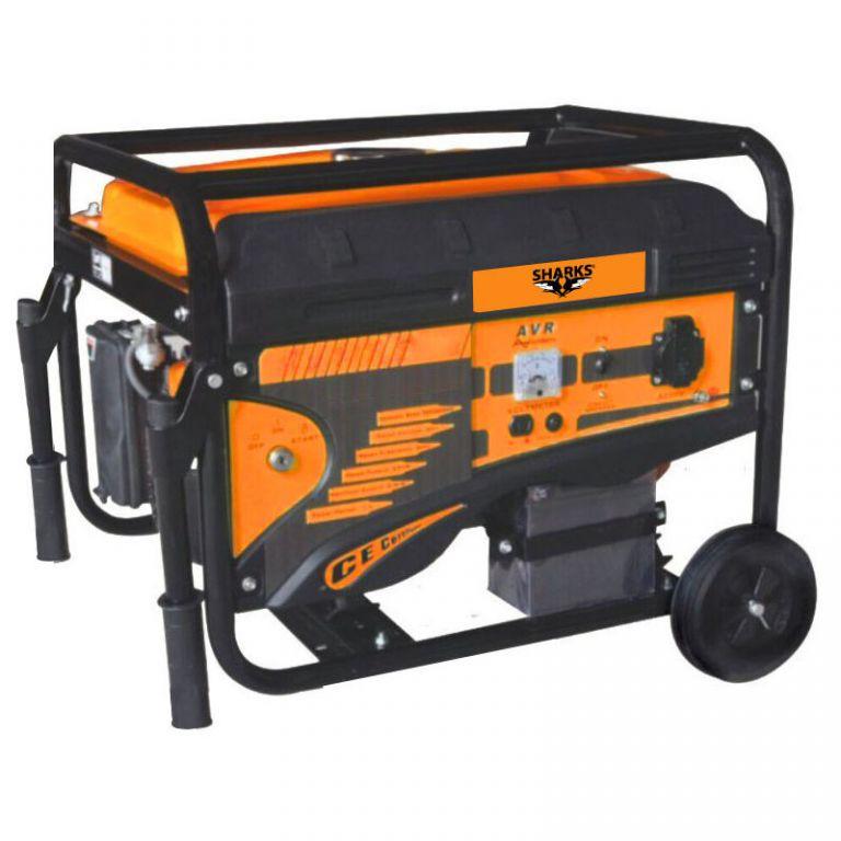 Benzínový generátor SH 2800-GF + RYCHLÉ DODÁNÍ