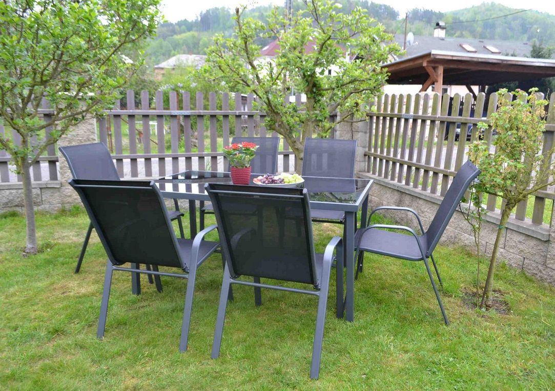 Set zahradního nábytku Linda