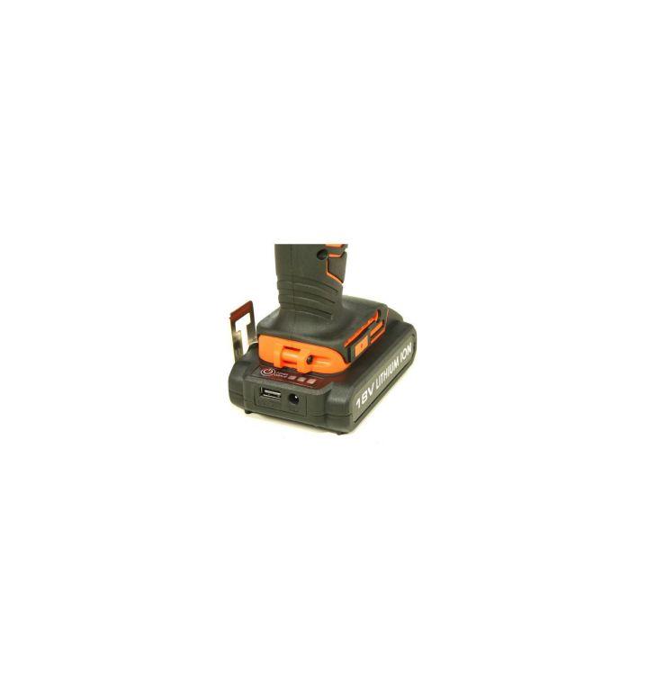 Akumulátorová vrtačka - SH 1830 Li-Ion 50NM