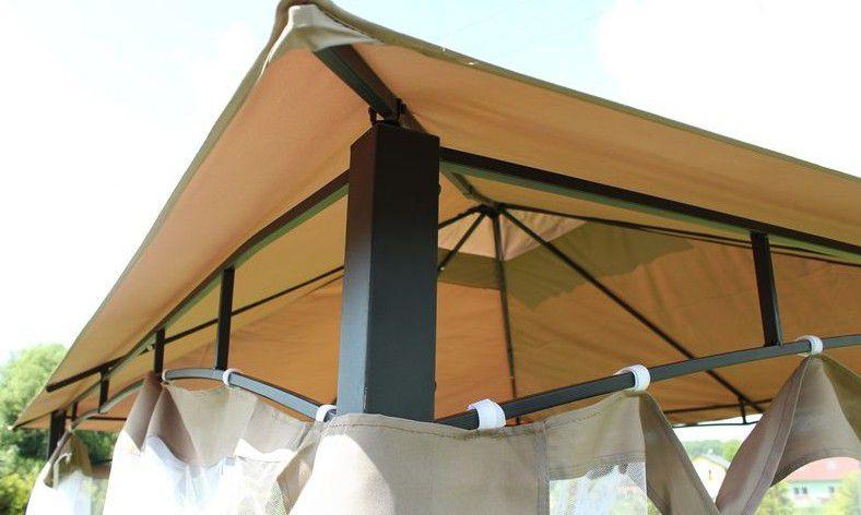 Zahradní párty stan - altán Bormio 3 x 3 m