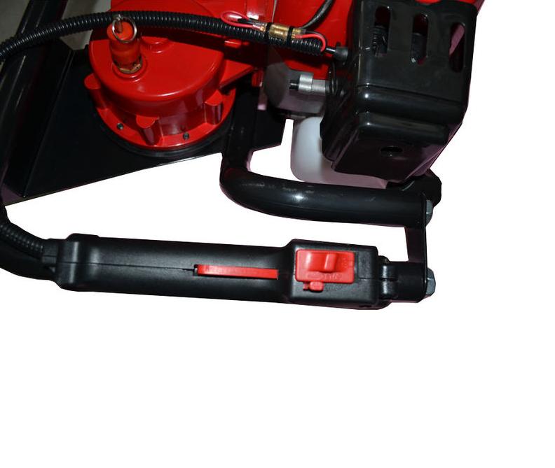 Zemní motorový vrták SH 525 – 760 mm