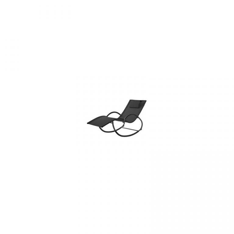 Relaxační houpací křeslo