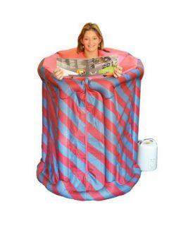 Přenosná parní sauna