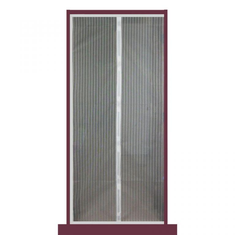 Sharks Moskytiéra do dveří s magnetky - 210 x 100 cm