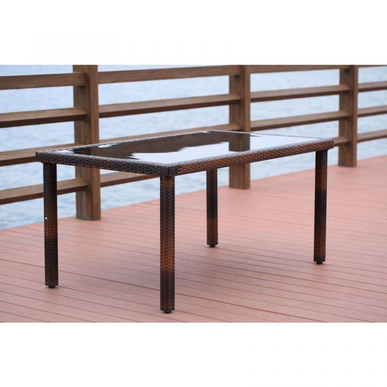 Ratanový stůl – Loira