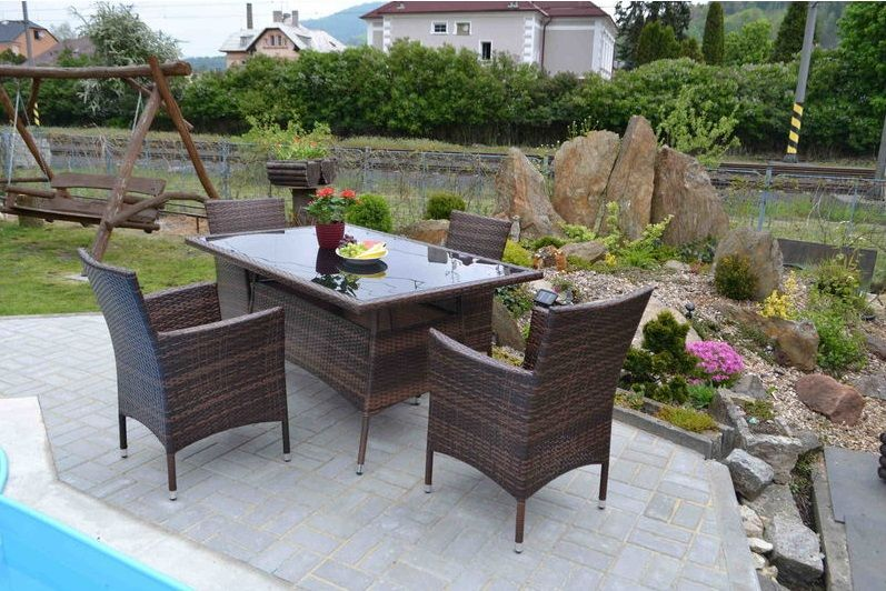 Set zahradního nábytku - Ebro