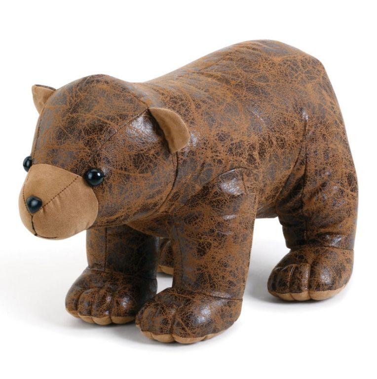 Zarážka do dveří – medvěd