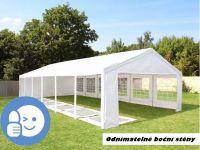 Zahradní párty stan STANDARD 4x6 m - bílá