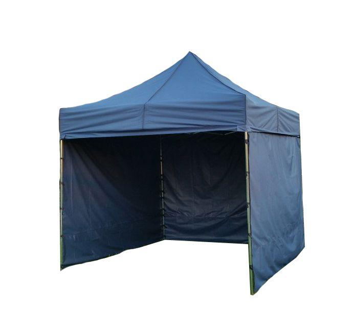 Zahradní párty stan PROFI STEEL 3 x 3 – tmavě modrá