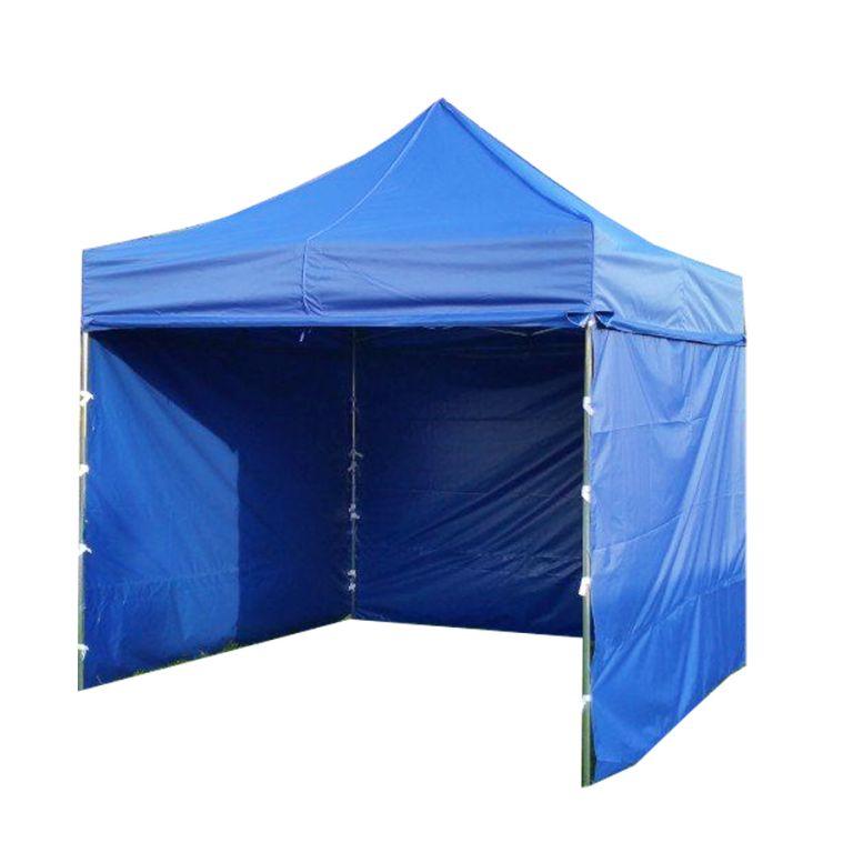 Zahradní párty stan PROFI STEEL 3 x 6 - modrá