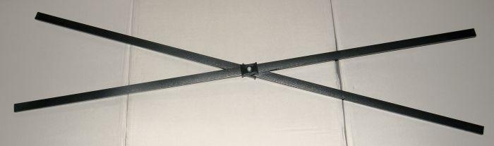 Spojovací kříž na stany DELUXE – délka 96 cm