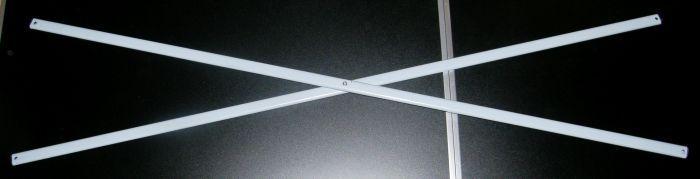 Spojovací kříž na stany CLASSIC - délka 99,5 cm