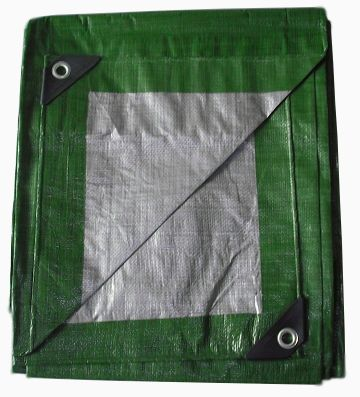 Krycí plachta s oky 2 x 3 m – 130 g/m2