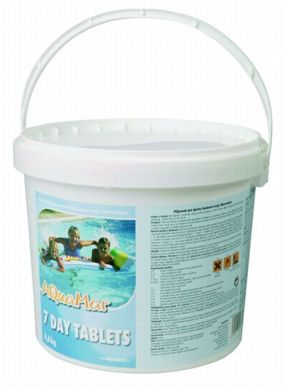 AquaMar 7D tablety 4,6 kg