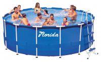 Velký zahradní bazén Florida 3,66x0,76  bez filtrace