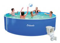 Marimex Orlando Olympic Bazén 4,57 x 1,07m + skimmer