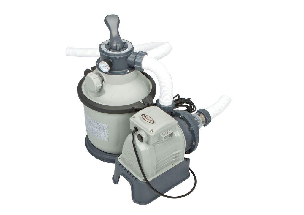 INTEX SAND 4500 písková filtrace 4,5 m3/h