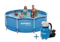 Bazén Florida 3,05 x 0,91 m s pískovou filtrací Prostar 3